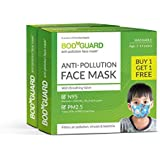 Bodyguard Anti Pollution Face Mask (Buy 1 Get 1 Free)