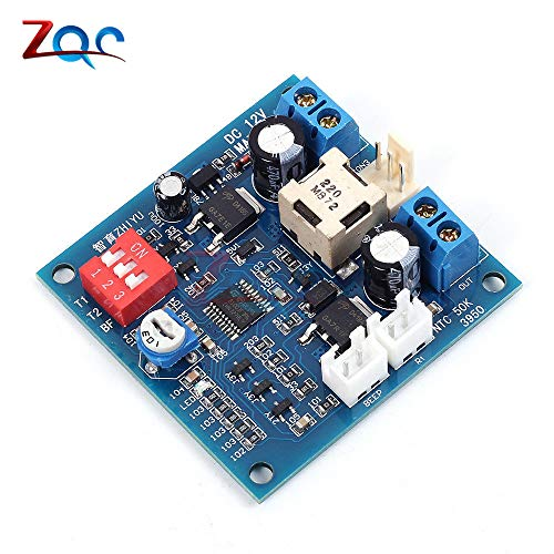 DC 12V 5A PWM PC Fan Temperatur Manumotiv Speed Controller Modul CPU High-Temp Alarm Buzz Board für Arduino Heat Sink
