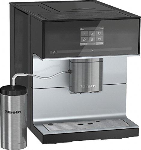 Miele CM 7300 Kaffeevollautomat (Kaffee- und Tee-Zubereitung, Tassenwärmer, 10 Genießerprofile,...