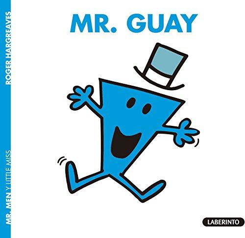 Portada del libro Mr. Guay (Mr. Men & Little Miss)