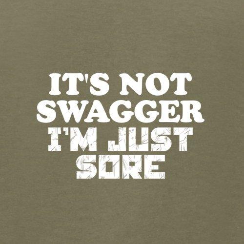 It's Not Swagger Just Sore - Herren T-Shirt - 13 Farben Khaki