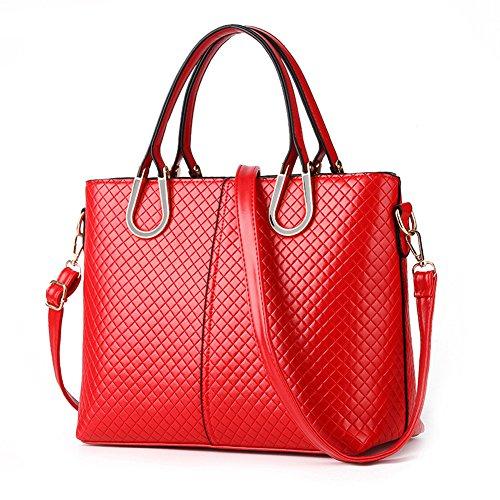 Dreamaccess , Damen Tote-Tasche Medium Rot