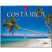 Costa Rica 2016: Original Stürtz-Kalender - Großformat-Kalender 60 x 48 cm [Spiralbindung]