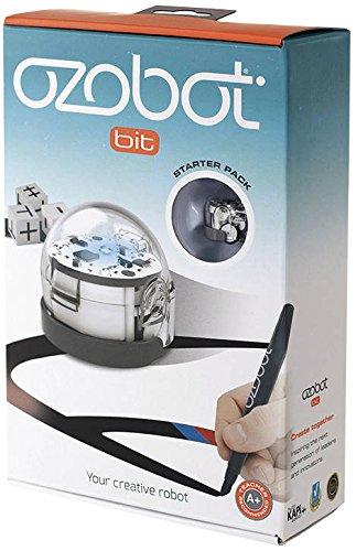 Preisvergleich Produktbild ozobot ozo-040301 – 04 Roboter – Bit Starter Pack,  weiß