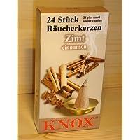 Ulbricht Räucherkerze Zimt (24 Stück) 42 025 preisvergleich bei billige-tabletten.eu