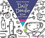 Daily Doodle 2014 Daily Calendar by Taro Gomi (2013-07-23)