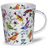 DUNOON Paradise Birds Dunoon Fine Bone China