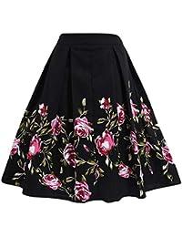 info for 7f801 c42b6 Amazon.it: Gonna fiori - Gonne / Donna: Abbigliamento