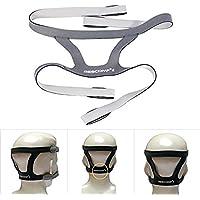 Universal Vollmaske Kopfbedeckung, 4 Punkte Nasal Maske Stirnband Kopfband Mask Headgear ohne Maske preisvergleich bei billige-tabletten.eu