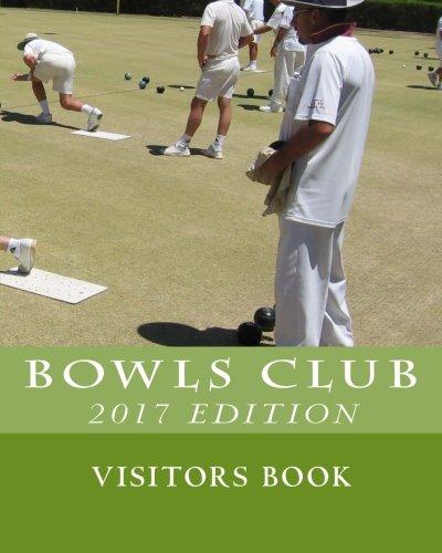 VISITORS BOOK - Bowls (Kitty Bowl)