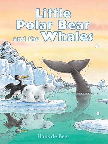 Little polar bear and the whales