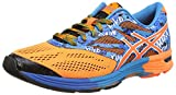 ASICS Gel-Noosa Tri 10 - Zapatillas de running para hombre, color naranja (hot orange/hot orange/electric 3030), talla 43.5