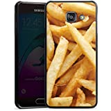 Samsung Galaxy A3 (2016) Housse Étui Protection Coque Pommes Frites Fast Food