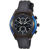 Citizen Eco-Drive Analog Black Dial Men's Watch CA0288-02E