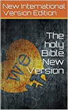 #8: The holy Bible New Version