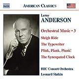 Musique Pour Orchestre /Vol.3