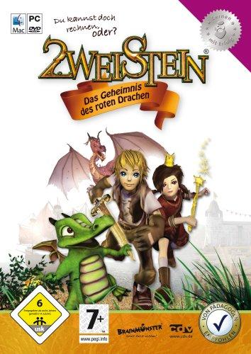 2weistein: Das Geheimnis des roten Drachen (DVD-ROM)
