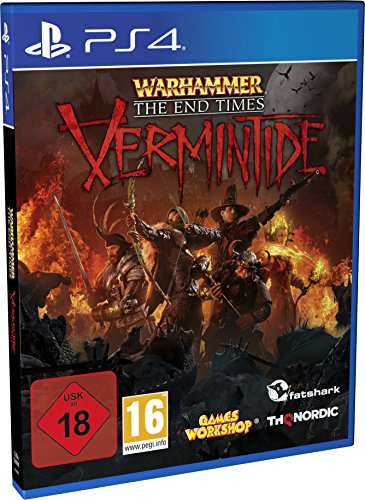 Warhammer - End Times Vermintide - [PlayStation 4]