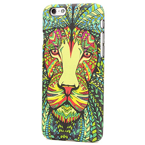 Apple iPhone 6 / 6s Handyhülle von original Urcover® in der Forest King Series Edition Schutzhülle Case Cover Etui Apple iPhone 6 / 6s Variante 2 Variante 1