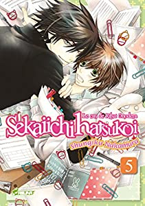 Sekai Ichi Hatsukoi Edition simple Tome 5