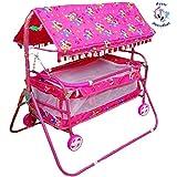 Best Cradles - Avani MetroBuzz Baby Cradle Cot Cum Stroller Pink Review