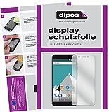 dipos I 6X Schutzfolie klar passend für Vernee M5 Folie Bildschirmschutzfolie