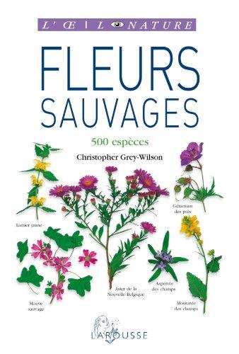 Fleurs sauvages - nouvelle prsentation