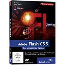Adobe Flash CS5: Das umfassende Training