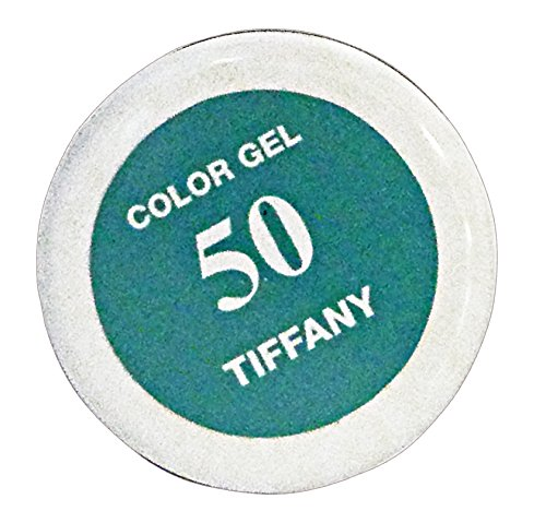 NAIL Ricostruzione Gel COLOR 50 tiffany 5 Ml. LU0024-50 Cosmetici