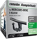 Rameder Komplettsatz, Anhängerkupplung starr + 13pol Elektrik für Mercedes-Benz E-KLASSE (113646-01314-1)