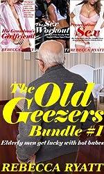 The Old Geezers Bundle #1: Elderly Men Get Lucky With Hot Younger Women!