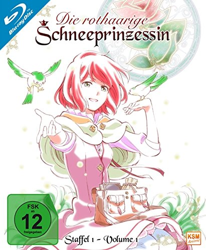 Staffel 1, Vol. 1 [Blu-ray]