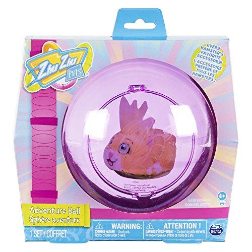 Splash Toys-32301-Plüsch Zhu Zhu Pets Adventure Ball-boulep für Hamster