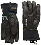 Level Uni Handschuh Off Piste Gants de ski pour Homme M schwarz - schwarz