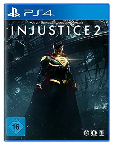 Injustice 2 [PlayStation 4] (Superhelden Spiele)