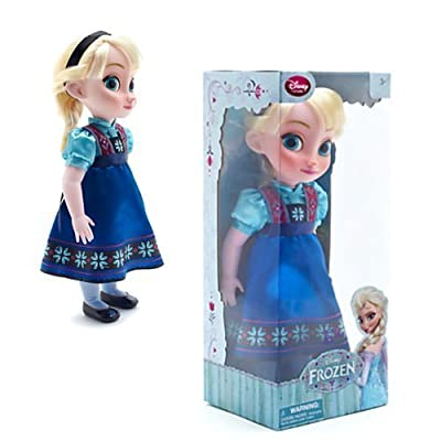 Frozen 40cm Elsa The Snow Queen Animador Toddler Doll por Disney