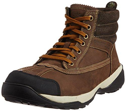 Woodland Men's Nubuck Hawai Leather Boots