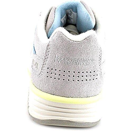 K-Swiss Sneakers Basses Femme hellgrau/blau/hellgelb