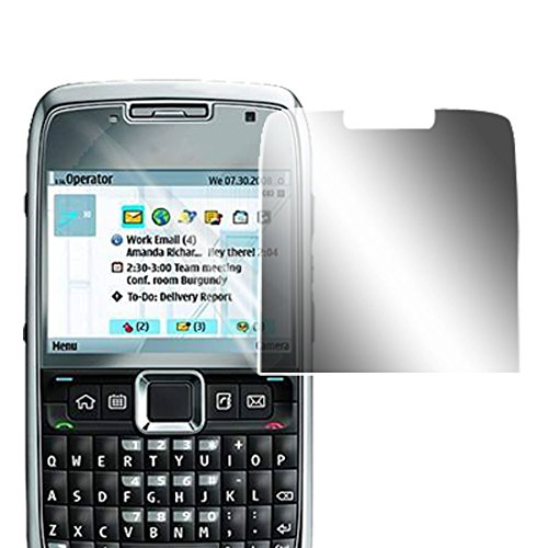 DealMux Durable LCD Screen Protector Film Guard Shield für Nokia E71 E71 Lcd