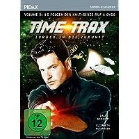 Time Trax - Zurück in die Zukunft, Vol. 2/Weitere 15 Folgen der Kult-Serie