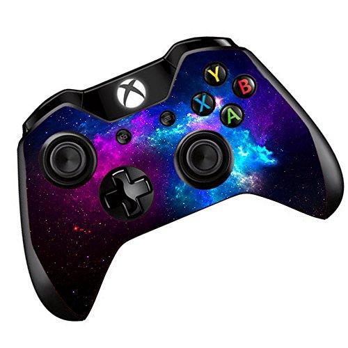 Galaxy Nebula Skin Vinyl Sticker für Xbox One (One S Controller) - Skins Sticker Cover - Bunte Weltall Galaxie Galaxy Skin