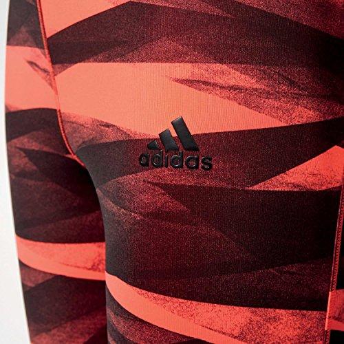 adidas Mädchen Wrap Training Tights Eascor/Black