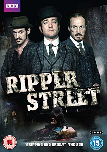 Ripper Street - Series 1 (3 DVDs)