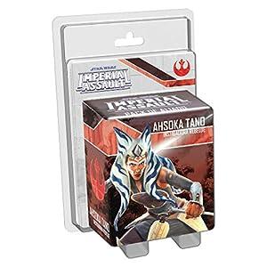 Fantasy Flight Games- Star Wars: Imperial Assault - Ahsoka Tano - Español, Multicolor (FFSWI49)