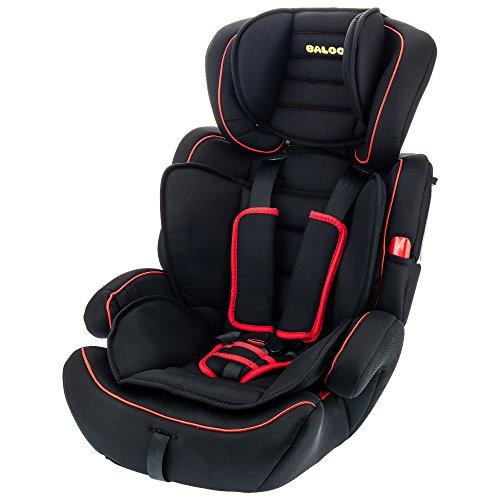 Autokindersitz Kindersitz Kinderautositz Gruppe I/II/II 9-36kg ab 9 Monate bis 11 Jahre ECE 44-04