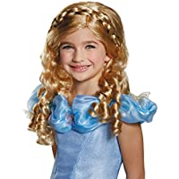 Disguise Cinderella Movie Child Wig One Size Child