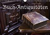 Buch-Antiquitäten (Wandkalender 2018 DIN A4 quer): Bücher aus drei Jahrhunderten (Monatskalender, 14 Seiten ) (CALVENDO Kunst) [Kalender] [Apr 01, 2017] Gruch, Ulrike