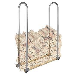 DEMA Brennholz Stapelhilfe Metallbügel