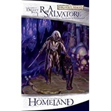 Homeland: Bk. 1 (Legend of Drizzt) (The Legend of Drizzt)