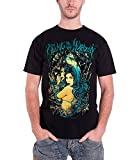 Bring Me The Horizon Forest Girl band logo offiziell Herren Nue T Shirt al sizes